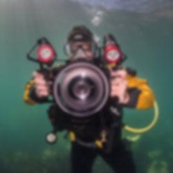 Underwater Camera Housing