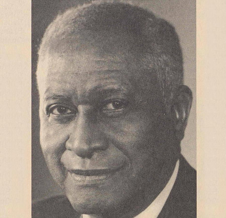 Wilson dedicated his career mentoring minority students and young architects from across New York. (AIA Archives)