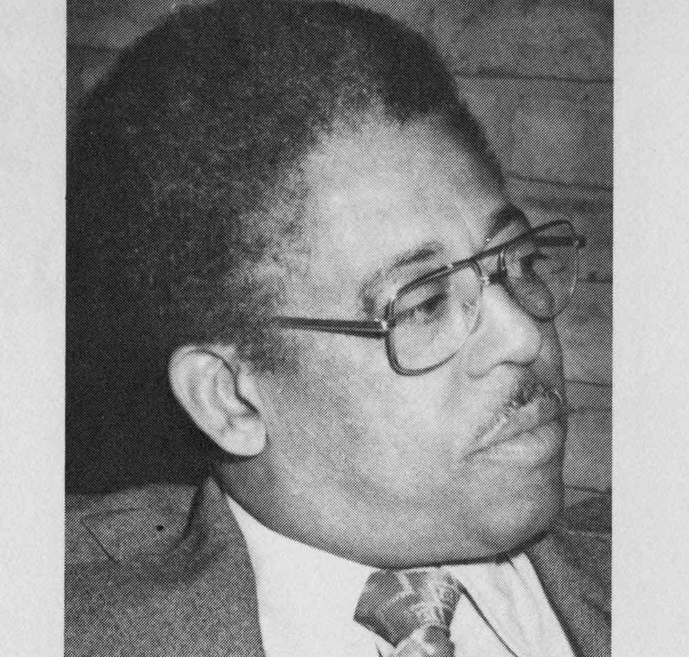 Chase was the first African American architecture graduate from the University of Texas at Austin. Opening a firm in Houston, he designed nearly half the buildings at Texas Southern University. (AIA Archives)