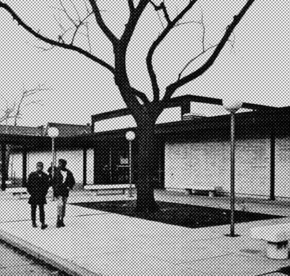 Prosser worked closely with architect and Whitney Young Award winner Robert T. Coles, FAIA on the Friendship Center community building in Buffalo. (Courtesy of the architect)