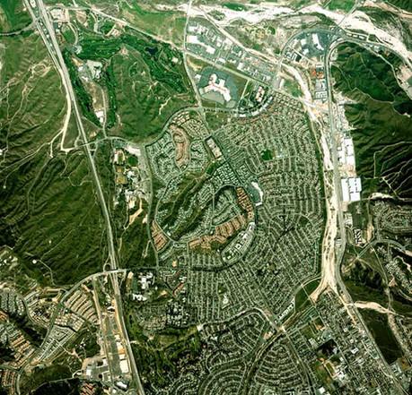 Valencia Community Plan, LA County (AIA Archives)