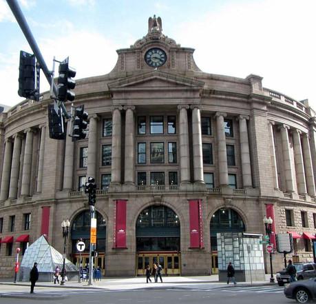 Boston South Station (Bohao Zhao)