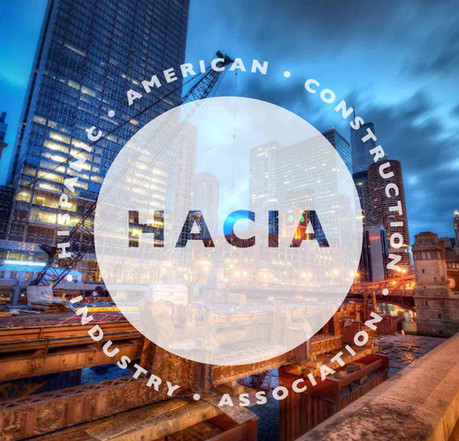 AIA honored HACIA as a role model for professional groups assuming responsibility for social issues. (HACIA)