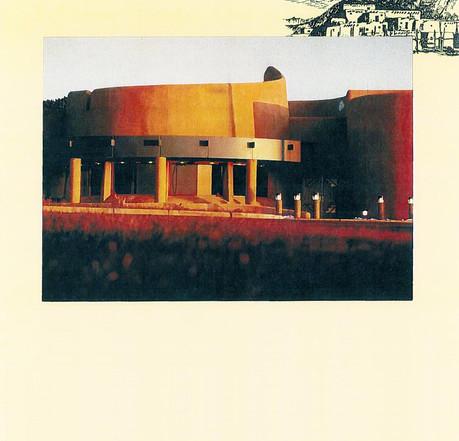 Taos-Picuris Pueblos Health Center (AIA Archives)