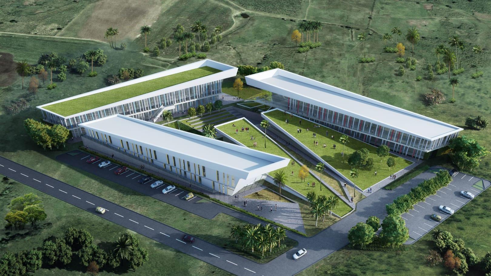 Milot, Haiti Vocational School Campus