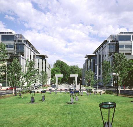 Capitol East End Area Complex, Sacramento (AIA Archives)