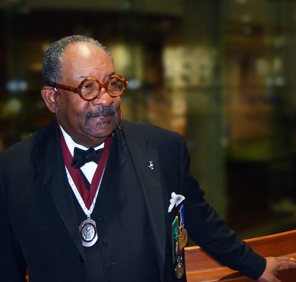Throughout his high-profile career, Stanley has remained committed to positive community building throughout the Atlanta area. (Courtesy of the architect)