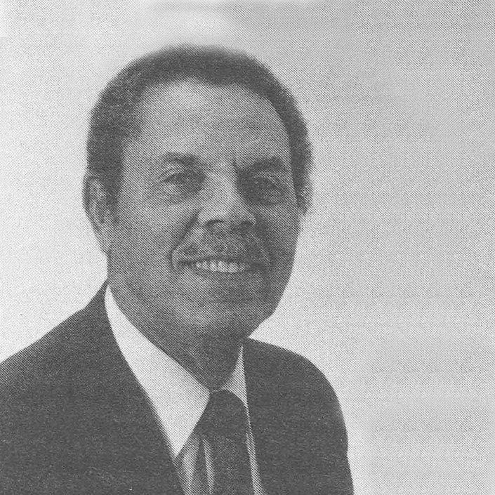 A sought-after mentor, Kennard founded one of Los Angeles' oldest African American-owned firms (AIA Archives)