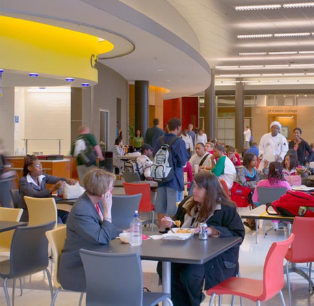 El Centro College, Dallas County Community College District (AIA Archives)