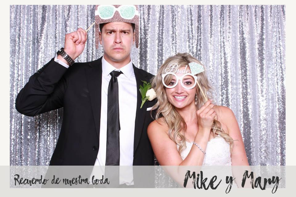 Boda Mike y Mary