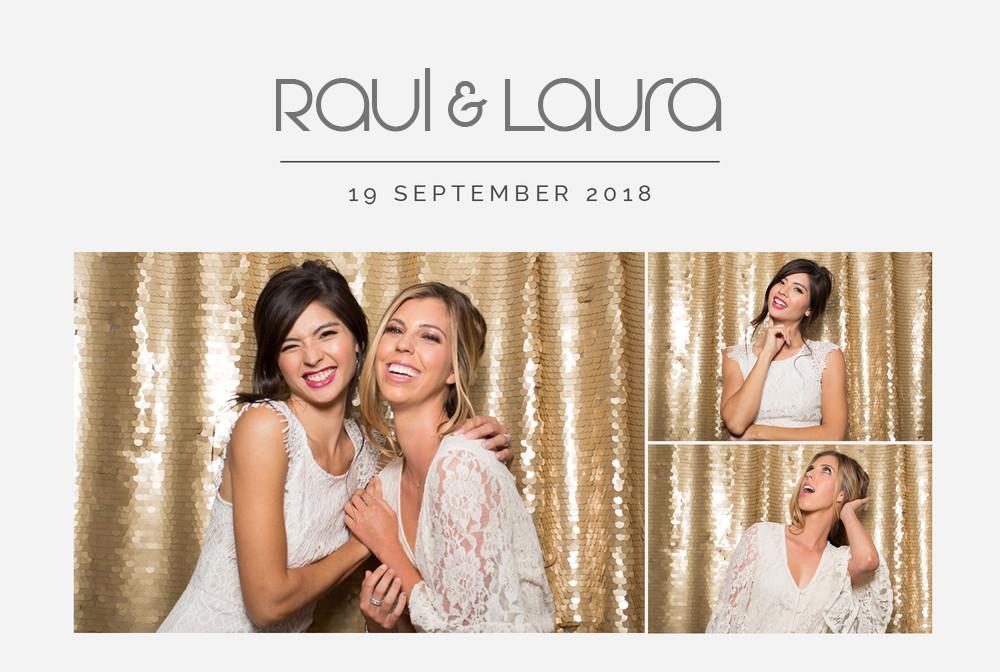 Boda Raul y Laura