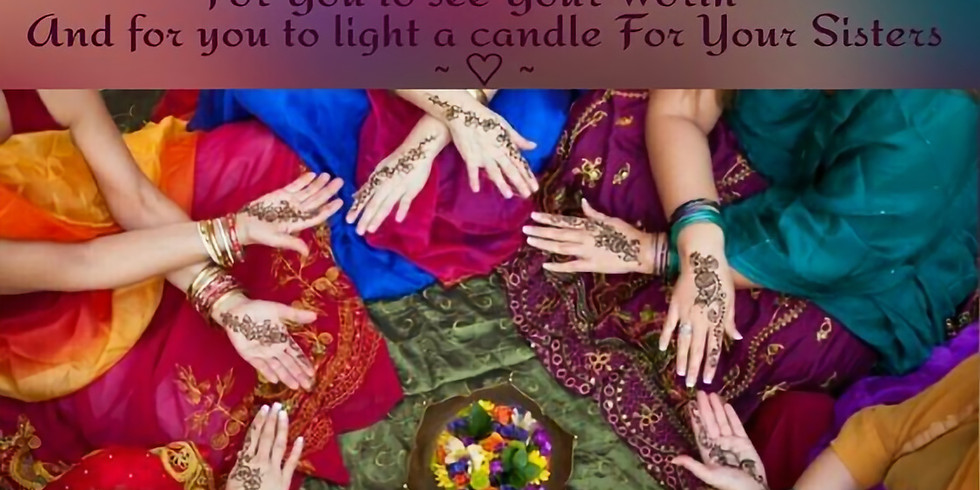 Cercles de Femmes à Satyam