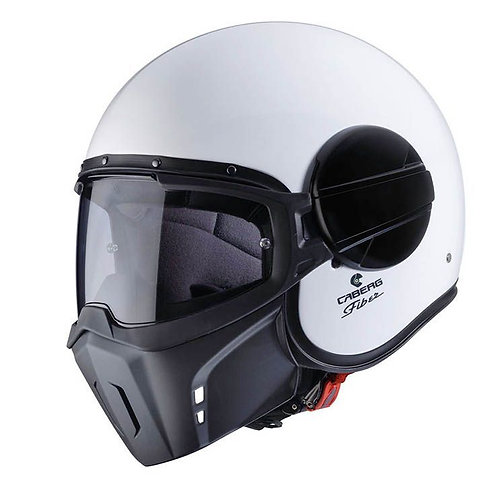 Caberg Ghost Openface Helmets White