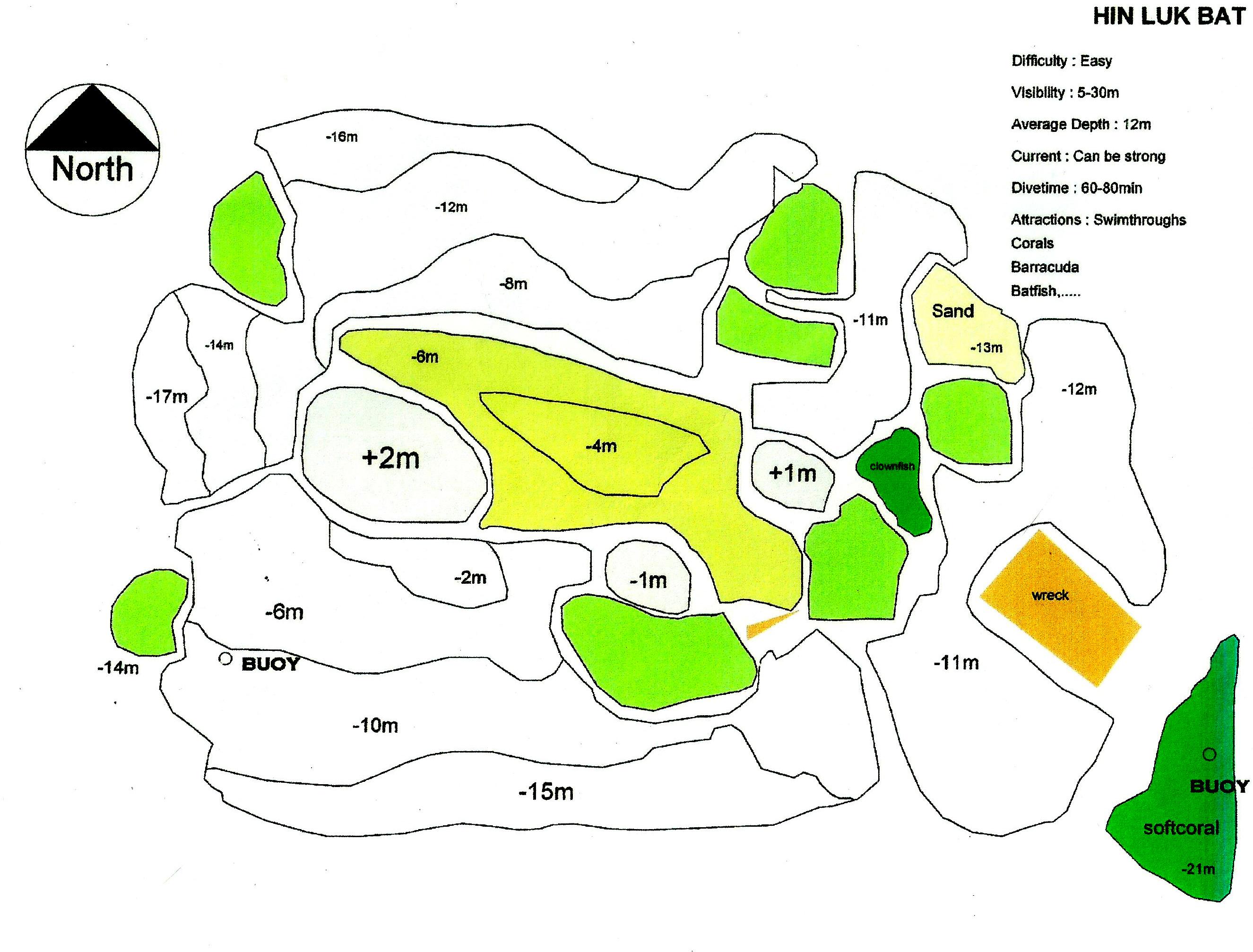 карта сайтов ко чанга 8