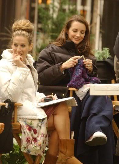 Knitting Kristen Davis.jpg