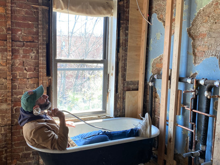 Managing Lead Time's in a Renovation
