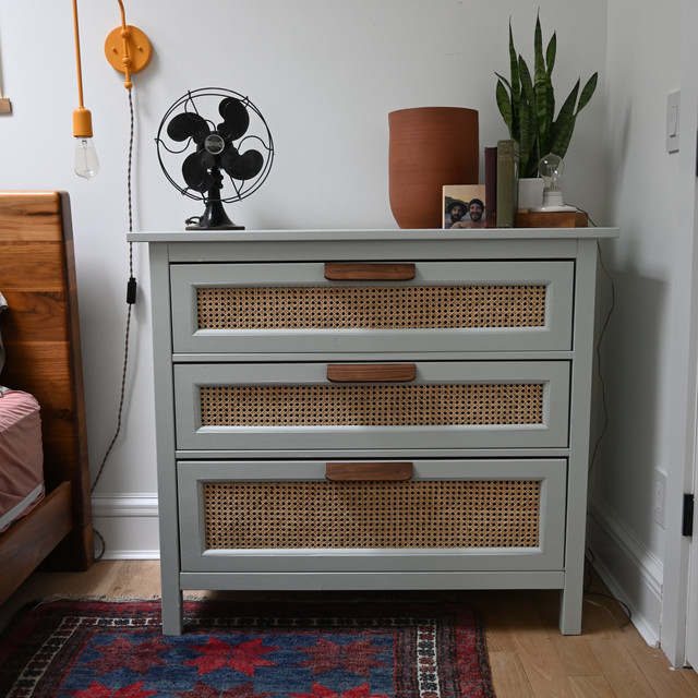Ikea Diy Hack Making Over An Existing Piece Of Furniture