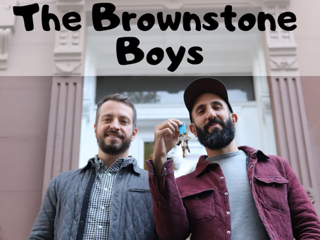 10 Questions with the Brownstone Boys