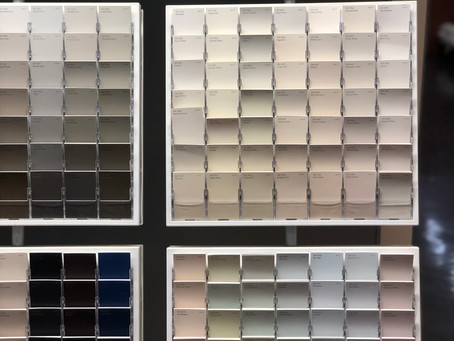 A Difficult Decision: Choosing The Right White Paint