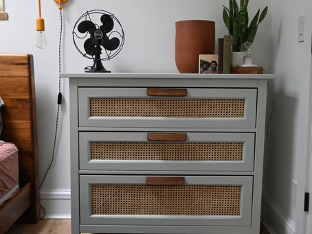 Ikea #DIY Hack. Making Over an Existing Piece of Furniture