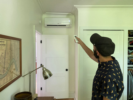 Can You Cool and Heat Your Home Exclusively With A Mini Split Heat Pump?
