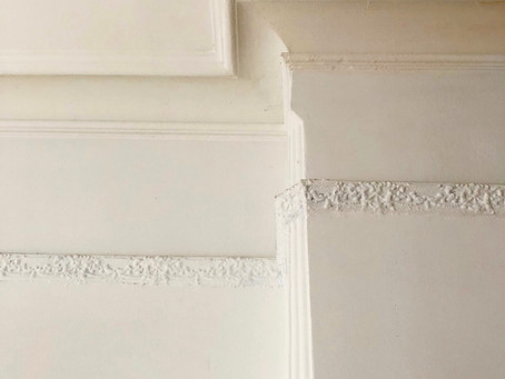 Plaster Problems: Restoring Original Mouldings