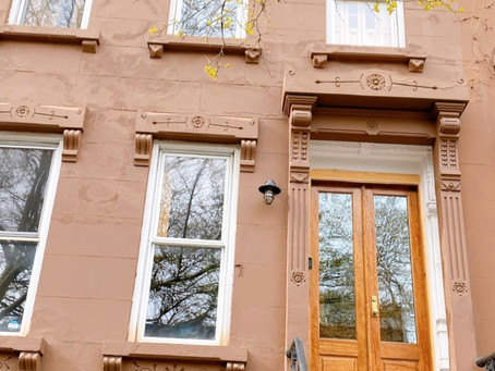 Choices 2020: Varnish Or Paint For Our Mahogany Front Doors