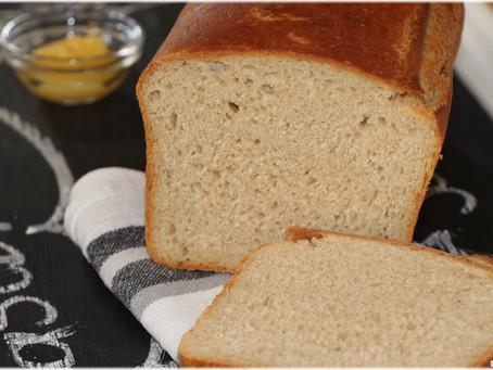 Keine Angst vor Germteig! – Toastbrot nach dem Salz-Hefe-Verfahren