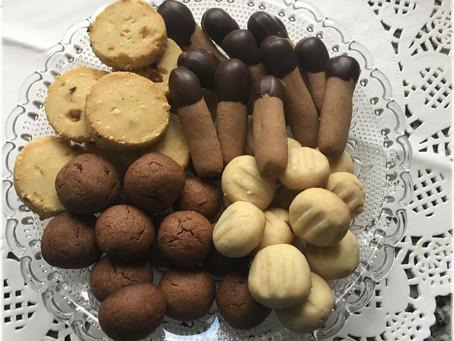 Weihnachten naht – Kekse-Probebacken mit kindertauglichen Rezepten
