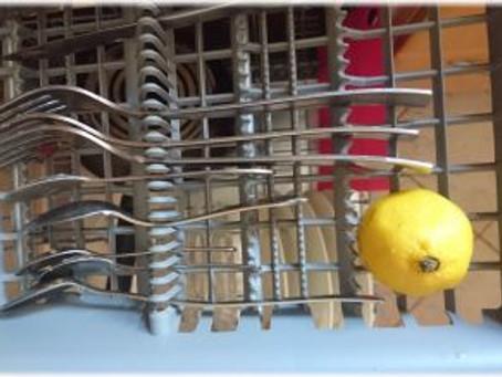 Zitronen sind nicht nur zum Essen da