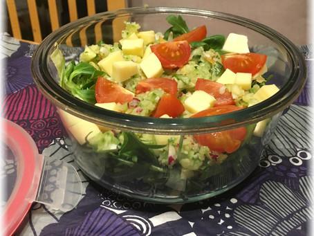 Lunch in Advance – Salat zum Mitnehmen