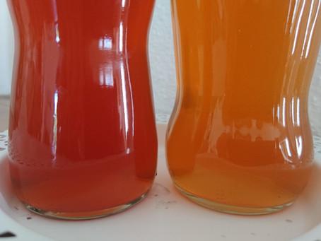 Zum Wegwerfen z'schad: Verjus – Apfelmost aus der Hydropresse