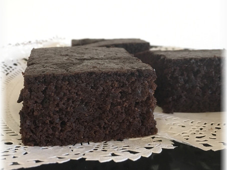 Kinderleicht – Spongy Chocolate Cake (vegan)