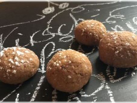 Keksebacken 2017 – Kirsch-Brownies-Kugeln
