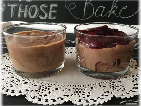 Mousse au Chocolat – 2 Zutaten, vegan