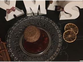 Das Dessert für die Festtage – Lebkuchenmousse mit Punschsauce