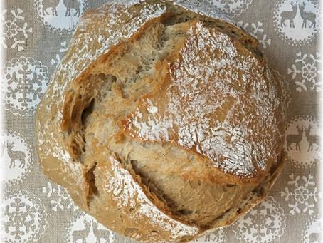 Das No Knead Bread – Brot backen für Jedermann