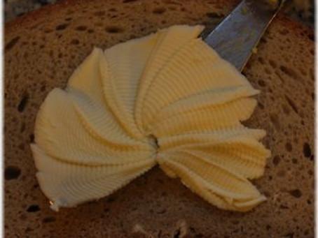 Die gesunde Jause – Butter, selbstgemacht