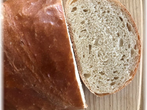 Brot backen mit Lievito Madre – Italienisches Weißbrot