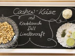 Cashew-Frischkäse mit Dille