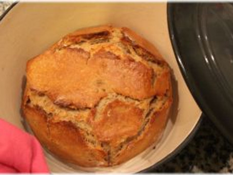 Brot-Backen nach Rezept – Dreier