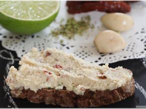 Mediterraner Cashew-Käse