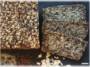 """…und nun auch am Foodcoach Blog: das """"Life Changing Bread"""""""