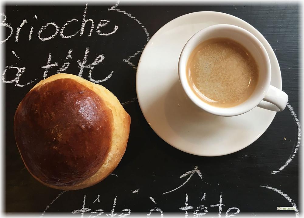 KaffeeBrioche