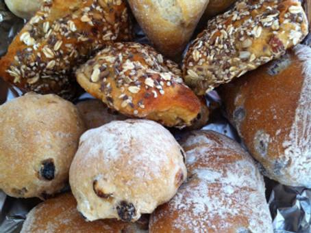 Hat Brot nicht viel zu viele Kohlenhydrate?