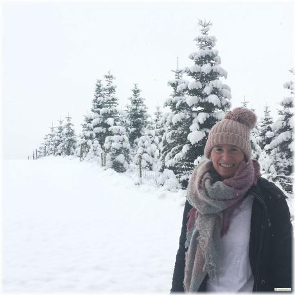 Foodcoach im Schnee