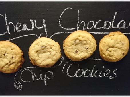 Soda spreads, Powder puffs – Chewy Chocolate Cookie