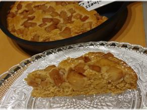 Apfelrezept gefällig? – Wie wäre es mit einem veganem Apfelkuchen?