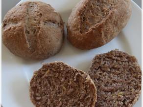 Karotten-Nuss-Weckerl
