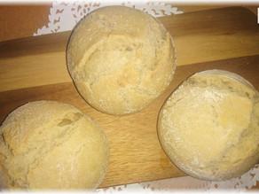 Bürlis mit Kartoffeln im Teig